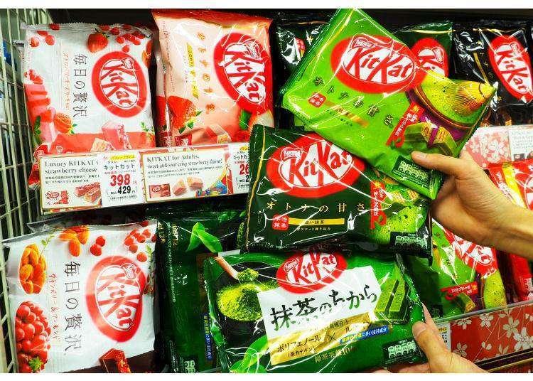 10 Japanese Snacks Popular among Foreigners, according to Okashi-no-Machioka Staff!