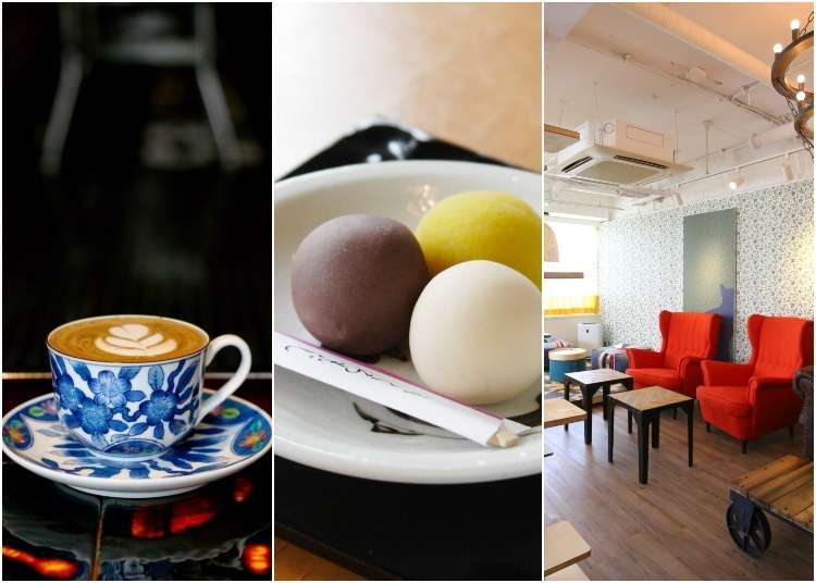 Where to Relax in Tokyo? 3 Cozy Cafes in Asakusa, Recommended by a British Writer