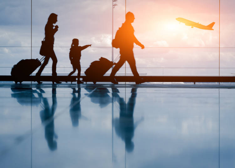 1. Starting, and ending, your journey: At the airport