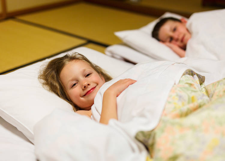 3. Where to stay in Japan with kids