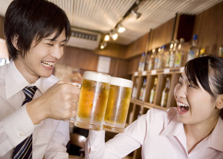 14. What should I know about dining with Japanese people?