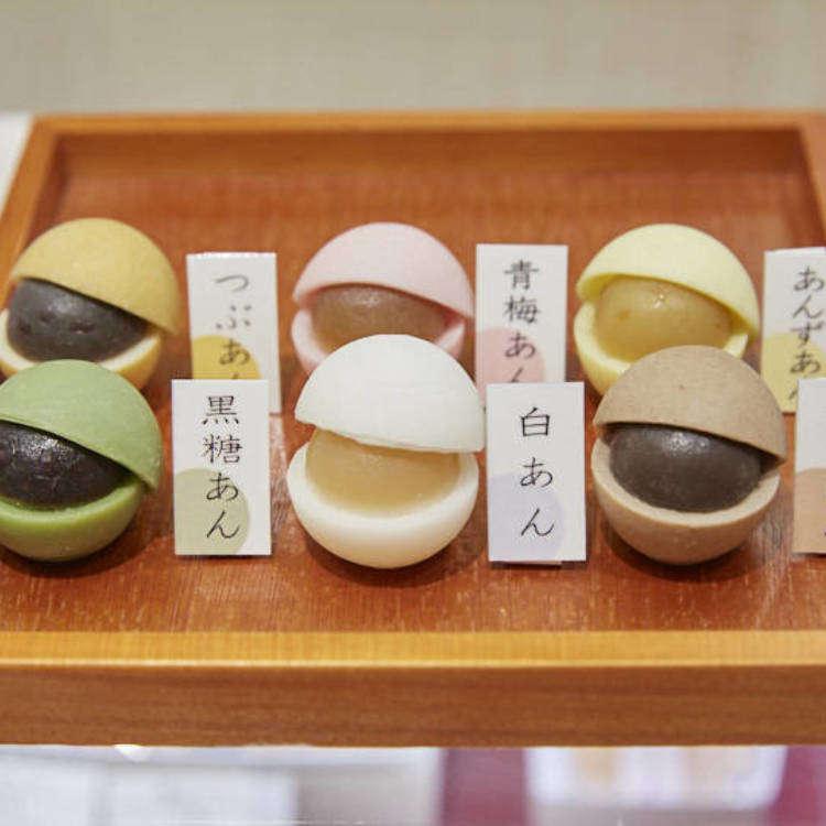 只有橫濱才有!中國女生SOGO橫濱店初體驗!百貨公司地下街必買的伴手禮是?