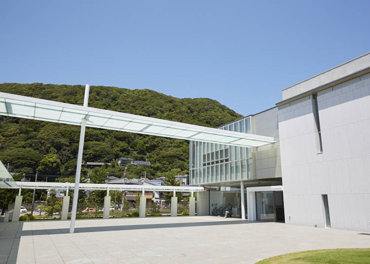 Hayama Modern Art Museum: a Creative Space Where The Location Itself is One of the Artworks
