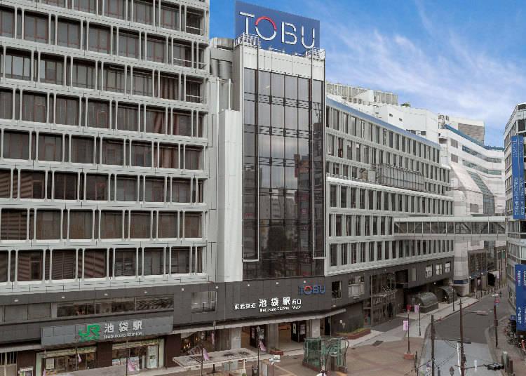 Tobu Department Store Ikebukuro: So Large, It Feels Like Shopping City!