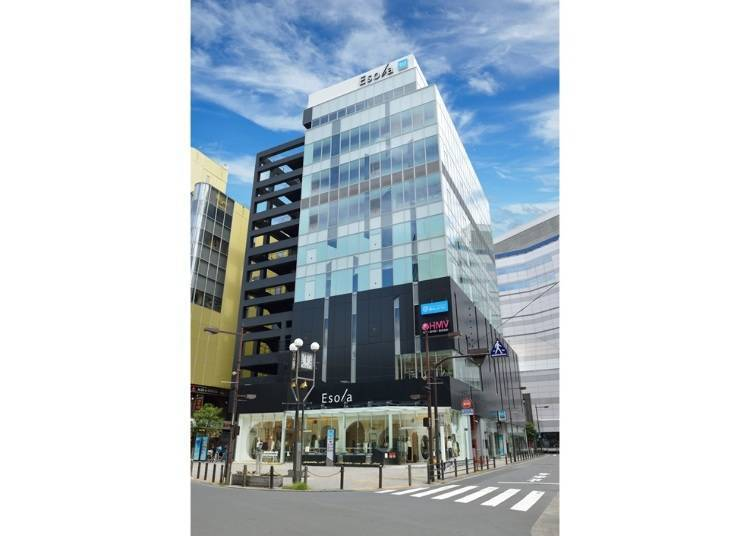 Esola Ikebukuro: Fancy Shops for Refined Tastes!