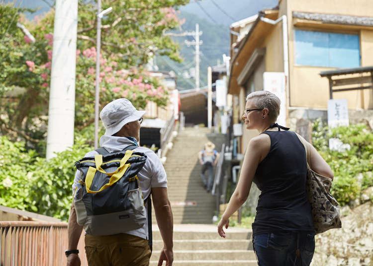 Culture Walk with Morita-san: the Oyama Area and its Long History, from Pilgrimages to Politics