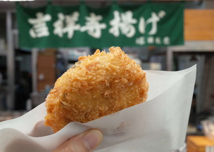 安くて激ウマ!500円以下で大満足の吉祥寺食べ歩きグルメ5選