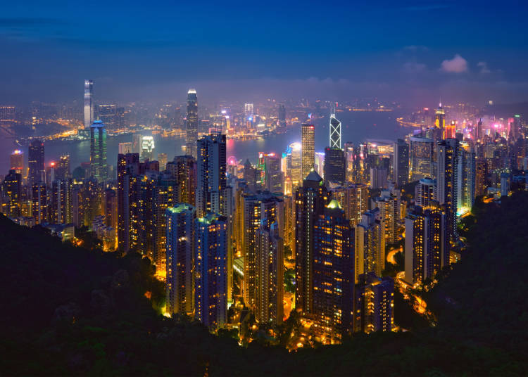 Explore Hong Kong's Real Trends!