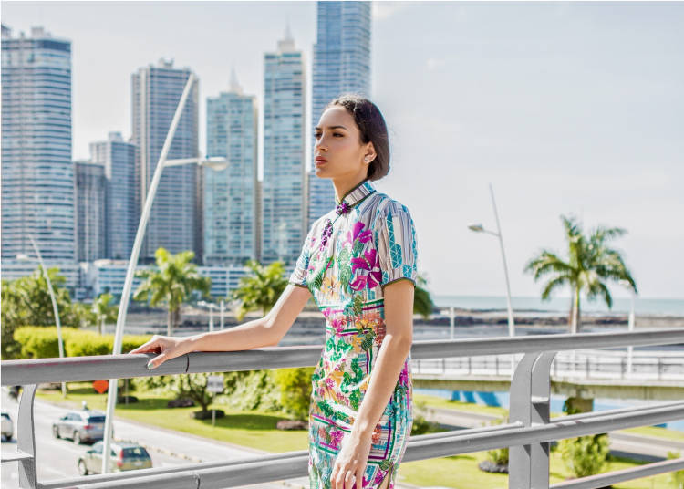 """The Chic of Hybridity: a Collection of Contemporary Cheongsam"" Unites Modern Fashion with Traditional Hong Kong!"