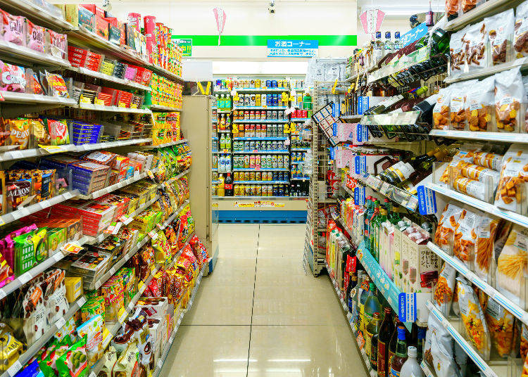 Japan's Three Big Convenience Stores: Similarities and Differences