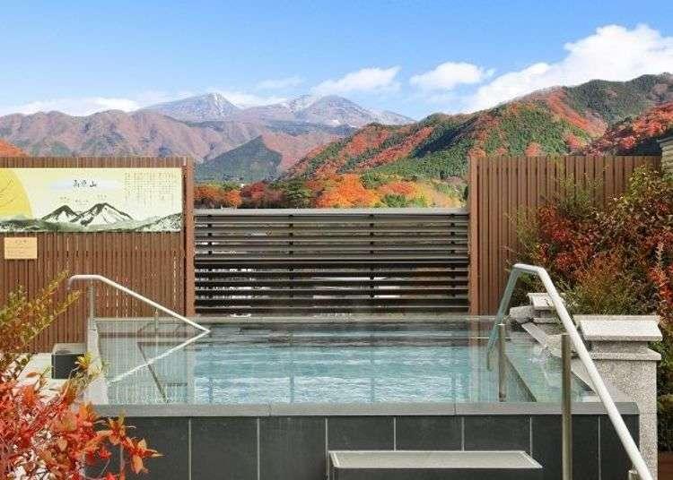 日本旅遊就是要享受!到日光鬼怒川知名老舖溫泉旅館 用溫泉伴美景療癒身心吧!