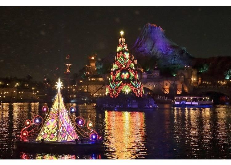 ◆東京迪士尼海洋「絢彩聖誕:夢幻餘輝」◆