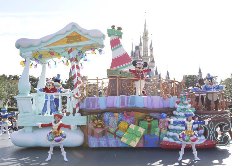 ◆東京迪士尼樂園「迪士尼聖誕故事集」◆
