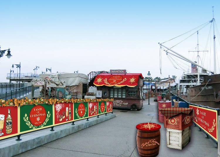 ◆東京迪士尼海洋 餐飲節目◆