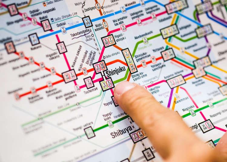 東京旅遊搭乘電車、公車必備推薦ー試試針對訪日外國人推出的PASMO專用IC Card吧!