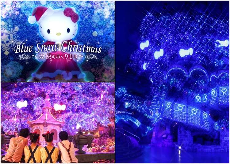 Hello Kitty Fan? Enjoy a Fun Christmas at Sanrio Puroland!