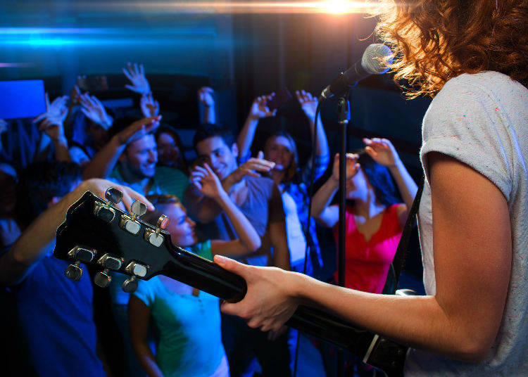 6. Live Music Venues: No General Age Restriction