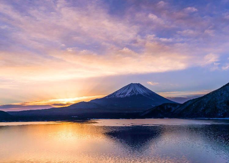 3. Mount Fuji (Shizuoka, Yamanashi): The Symbol of Japan