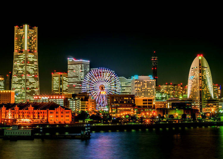 7. Yokohama (Kanagawa): Where East Meets West