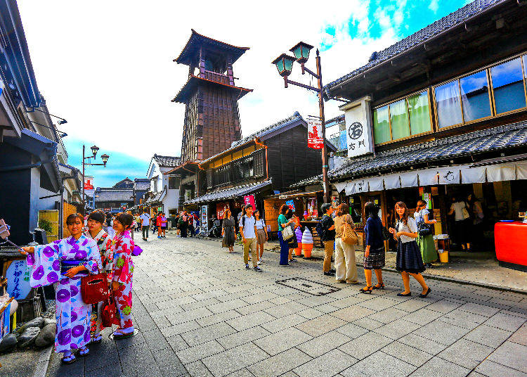 Kawagoe (Saitama): Feeling the Spirit of Edo