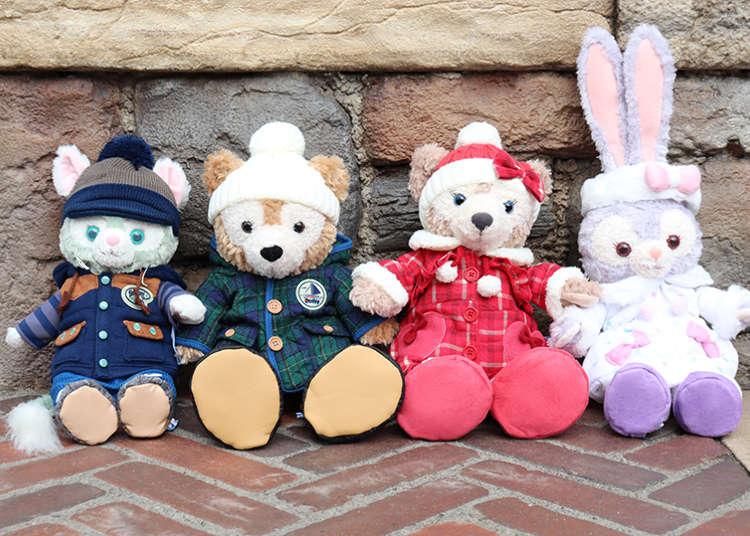東京迪士尼樂園+海洋「迪士尼聖誕節」2018新商品~行李塞爆也要買的必買清單