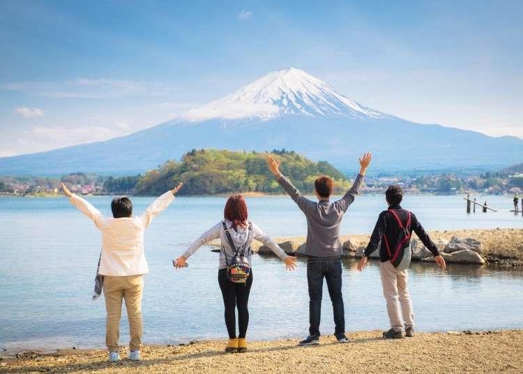 2019台日休假比一比!不想人擠人就要聰明選對日本旅遊時機!