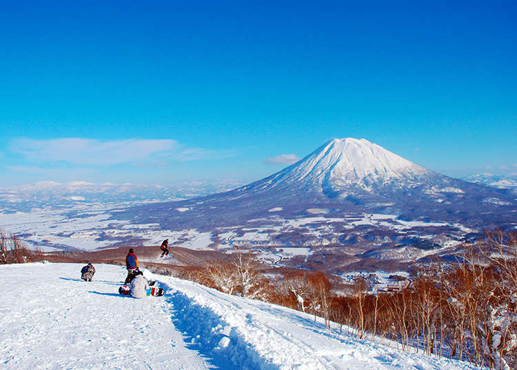 Asia's Best-Kept Secret: 10 Reasons why Japan is the Ultimate Ski Trip Destination!