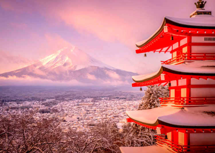 White Christmas? 4 Spectacular Day Trips from Urban Tokyo to See Snow