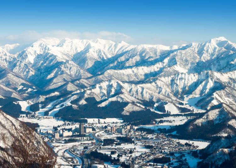 1. Gala Yuzawa – A Skier's Paradise