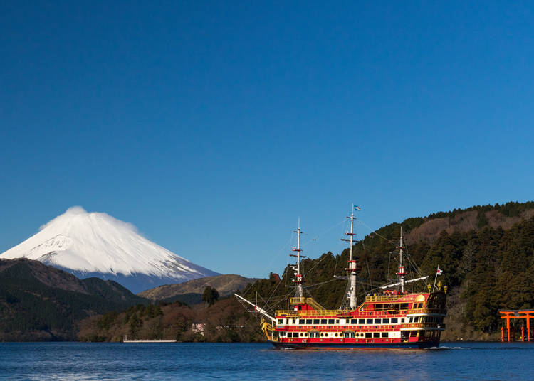 3. Hakone – The Land of Onsen!