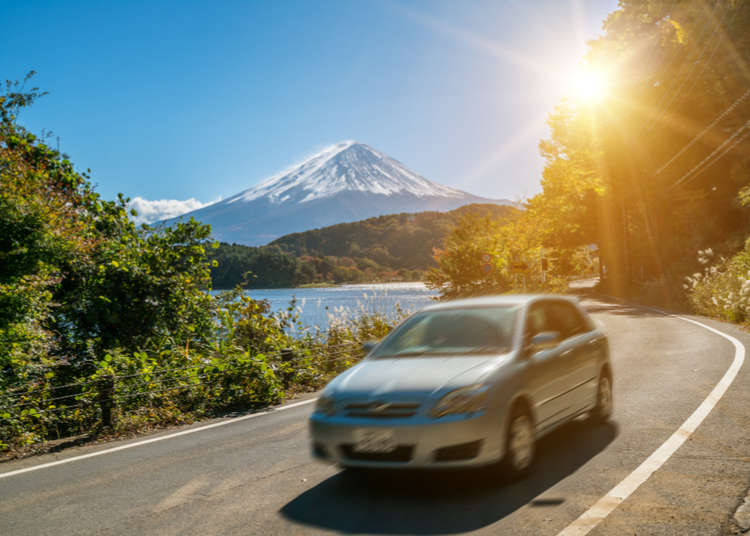 Driving in Japan: 10 Important Tips You Need to Know Before You Go