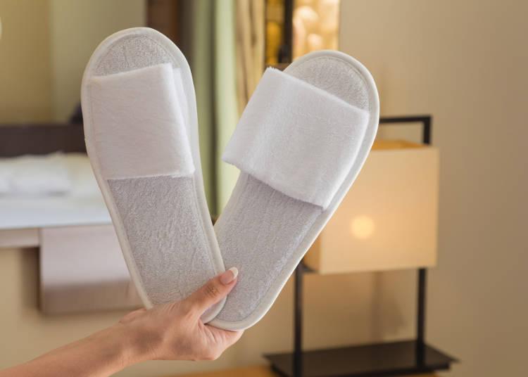 日本文化特有!「室內拖鞋類」