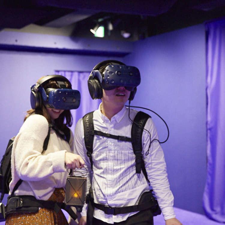 2019年澀谷新景點! VR主題樂園×咖啡廳「TYFFONIUM SHIBUYA」台灣人初體驗!