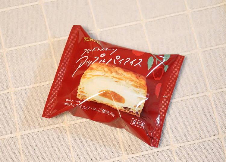 andeico 冰凍的甜點 蘋果派冰淇淋(アンデイコ フローズンスイーツ アップルパイアイス)