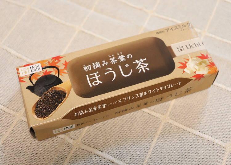 Uchi Cafe 新採焙茶冰棒(ウチカフェ 初摘み茶葉のほうじ茶)