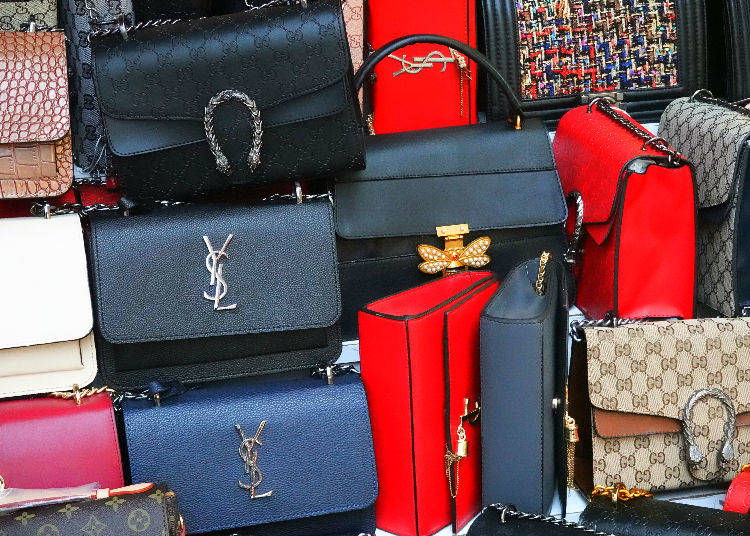 Items that will infringe on intellectual property such as fake brands and counterfeit goods