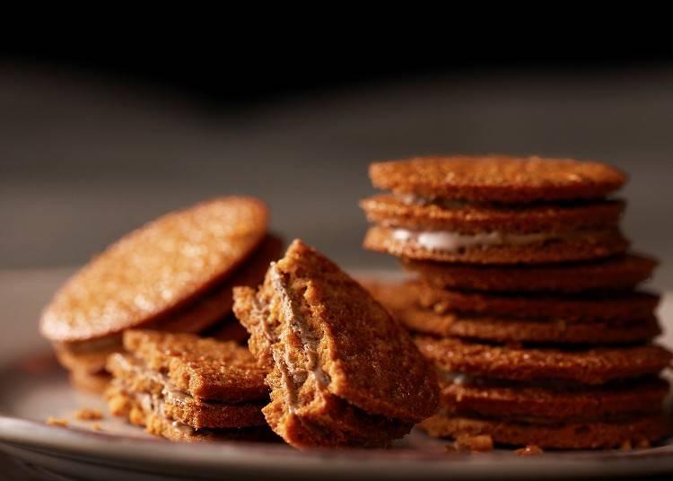 【第四名】焦糖巧克力餅乾(キャラメルチョコレートクッキー)10入 含稅1620日圓