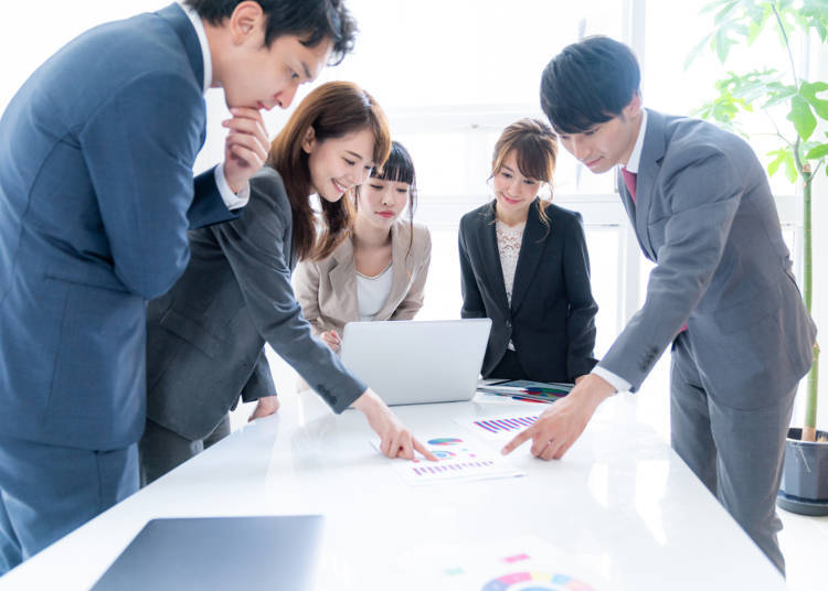 噂その7「職場で、女性ということで差別されることがあるって本当ですか?」