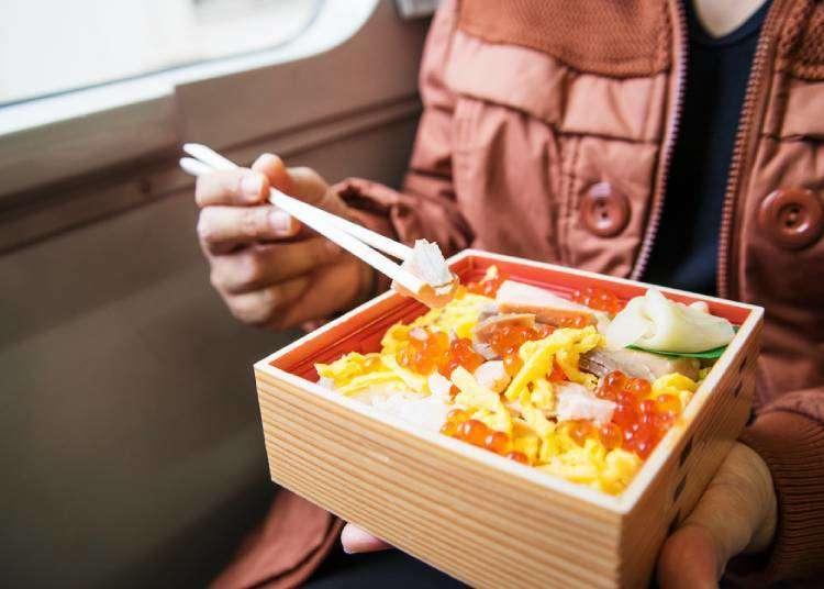 일본여행에서 꼭 먹어봐야하는 에키벤! JR동일본이 고른 에키벤 BEST3!