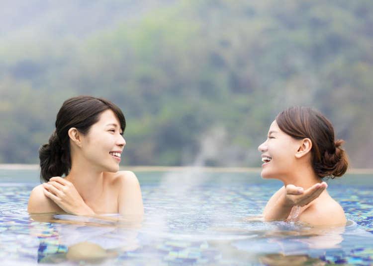 Japanese girls naked in onsen black marriage