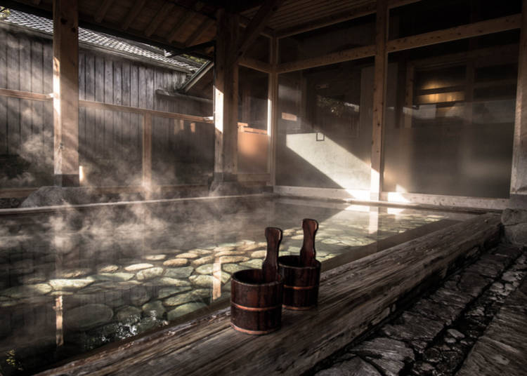 Onsen how to and etiquette – after the bath