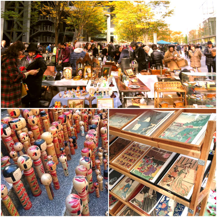 11 Fantastic Flea Markets in Tokyo: Where and when to find the finest antiques and more!