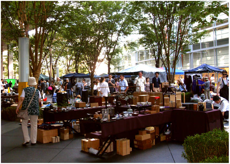 Flea Markets at Other Sites