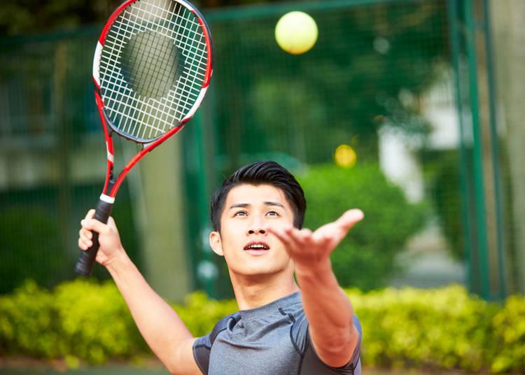 Tennis in Japan 2019
