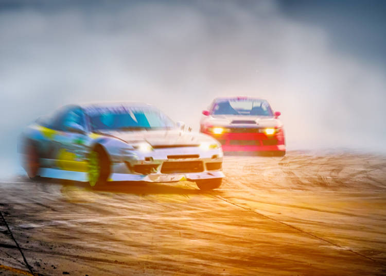 Motorsports in Japan 2019