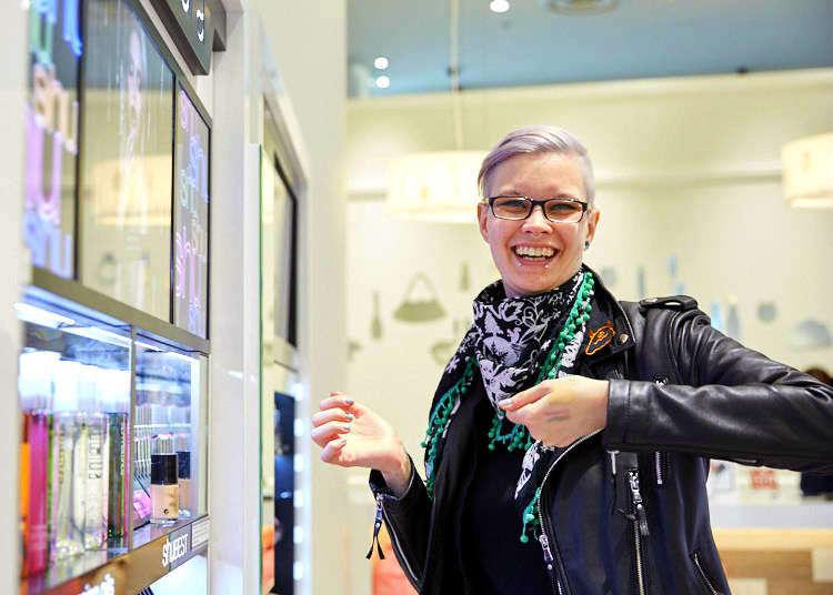 ファッション&カルチャーが交差する「東急プラザ表参道原宿」で過ごす、ドイツ人女性の休日