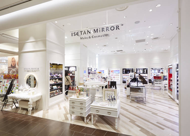 ISETAN MiRROR: the Perfect Selection of Cosmetics From Japan and Around the World