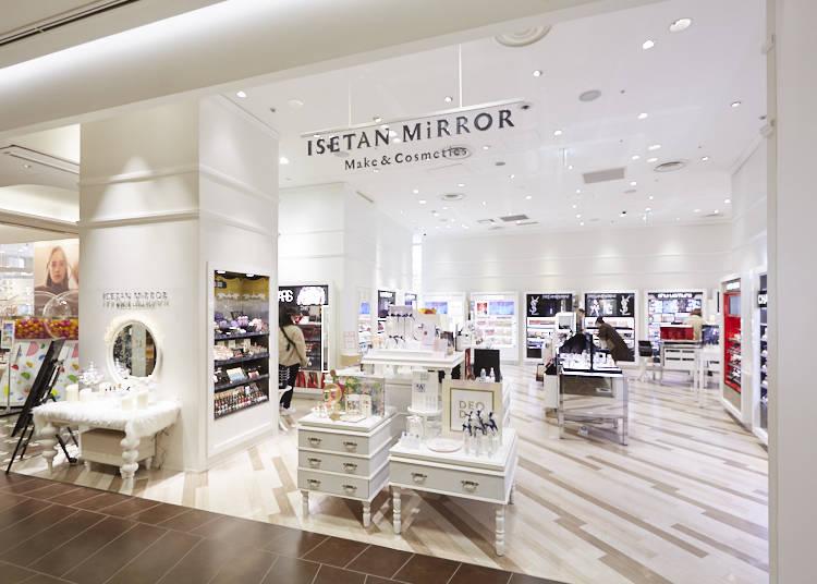 日本ブランドから海外ブランドまで、自分にベストなコスメを選べるセレクトショップ「ISETAN MiRROR」
