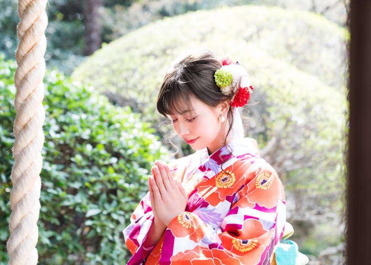 日本人是這樣過新年的!這些台日新年吉祥習俗 讓新的一年順順順~