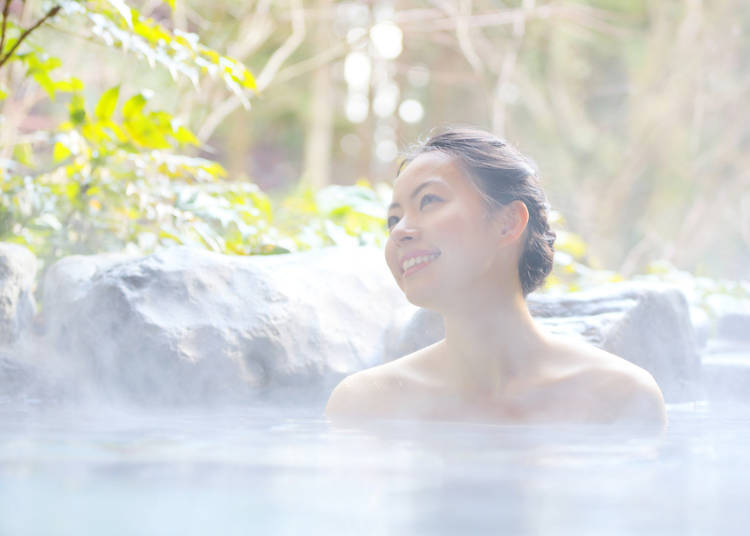 """■What does a """"Japanese onsen"""" mean, anyway?"""